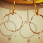 petites créoles perles